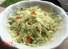 Cabbage, Spaghetti, Salads, Food And Drink, Vegetables, Ethnic Recipes, Cabbages, Vegetable Recipes, Noodle