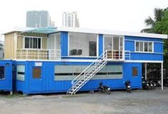 Vietnam, Tan Thanh JSC, container house