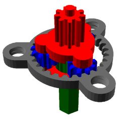 Planetary Gear Animation - Epicyclic gearing - Wikipedia, the free encyclopedia Mechanical Projects, Mechanical Engineering Design, Mechanical Gears, Mechanical Design, Chicken Coops Homemade, Coffe Machine, V Engine, Bathroom Towel Decor, Planetary Gear