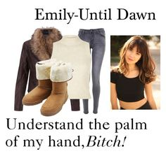 """Nichole Bloom as Emily"" by aidenleelovesyo on Polyvore featuring New Look, River Island and M&Co"