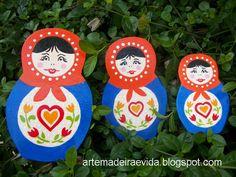 Arte, Madeira e Vida