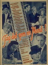 Tag det som en mand (1941)