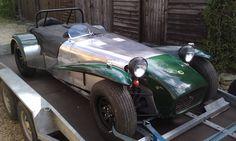 Caterham / Lotus 7 - FOR SALE - Riversdale Restoration