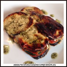 Moussaka de verduras