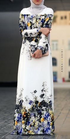 Dara Contrast Maxi Dress