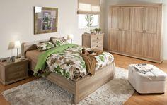 Ambiente #dormitorio Rustic.
