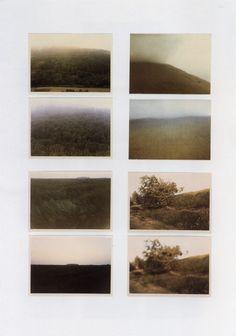 Gerhard Richter, Landschaften, Landscapes 1969, Atlas 161