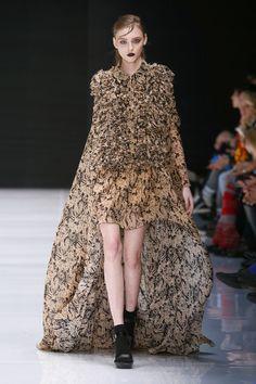 Viva Vox Russia Fall 2016 Fashion Show
