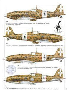 C 102 - Regia Aereonautica - 20° Gruppo, 51° Stormo