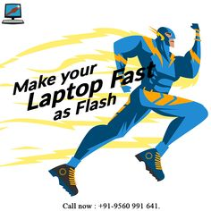 What happens if your laptop stops running or hangs out and doesn't works for 1-2 hours. We don't think you will ever want this to happen. But then, it is not too wise to run to Nehru place as well every time such problems occur.  So now you can rely on our doorstep laptop repair service and ditch those frequent trips to Nehru Place. Call our technicians today who will make your laptop fast as 𝐅𝐥𝐚𝐬𝐡. #LaptopHomeServices Laptop Slow, Laptop Repair, Hanging Out, Trips, Running, Make It Yourself, Shit Happens, Fictional Characters, Viajes