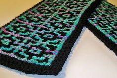 Bildergebnis für mosaic knitting