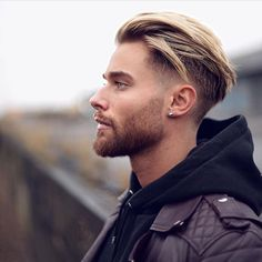 """1,796 Likes, 21 Comments - Daily men's hairstyles ✂ (@4hairfashion) on Instagram: """"Via @4hisdailystyle ✔. Hairstyle by @erichagberg. Facebook.com/4hishair 👍🏻. #4hairpleasure"""""""