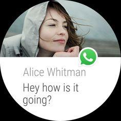 WhatsApp Messenger- screenshot