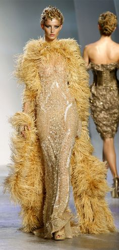 Zuhair Murad Haute Couture Fall Winter 2009/2010 collection