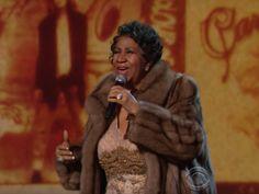 Aretha Franklin se apresenta no Prêmio Kennedy 2016