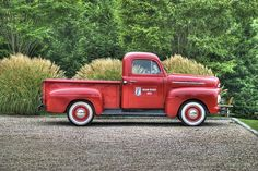 I want to ride away in this truck!
