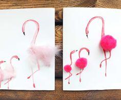 Flamingo Karten