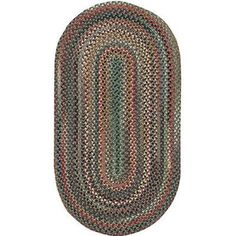 """Capel Sherwood Forest Pine Area Rug Rug Size: Concentric 1'8"""" x 2'6"""""""