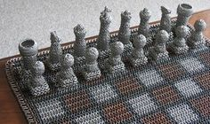 Medieval Style Chainmail Necktie – Internet Siao