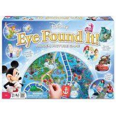 World of Disney Eye Found It! Game - Walmart.com