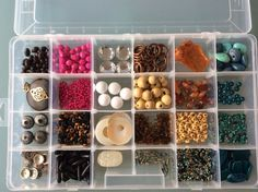 Beads Collection 3000+ Beginners Craft Kit Supplies Jewelry Making Starter Kit…
