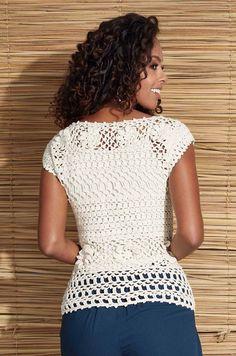 Receitas Círculo - Blusa Natural Fashion