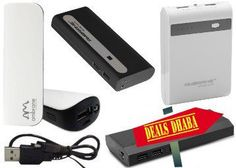 Ambrane power bank for 249 INR only - http://www.dealsdhaba.com/deals/ambrane-power-bank-for-249-inr-only/