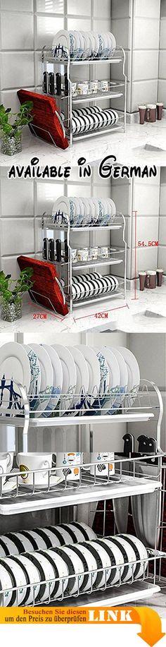 B078TSB263  Großer Raum feste Lager Küche Regal Mikrowelle Ofen - regale für küche