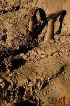 Love the Mud Mile obstacle. Run Like A Girl, Girls Be Like, Martial, Mud Race, Assault Course, Facing Fear, Obstacle Course Races, Army Training, Tough Mudder