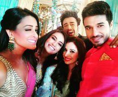 Cute Couples Photos, Couple Photos, Famous Celebrities, Celebs, Tashan E Ishq, Indian Drama, Saree Look, Tv Actors, Fresh Face