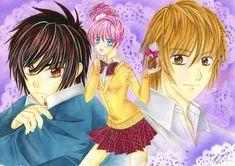 Ein #Postkarten Motiv aus dem Merchandise von #Jenny Liz aus 2018 #Anime #Shojo #Shoujo #Couple #Romance #Manga #Managart #Lovestory #cuteAnimeGirl #JennyLiz