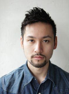 Asian Facial Hair, Asian Hair, Casual Hairstyles, Boy Hairstyles, Cool Haircuts, Haircuts For Men, Asian Man Haircut, Boy Cuts, Short Hair Cuts