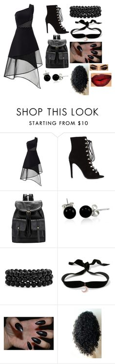 """""""Meeting Quil"""" by mdbjanae on Polyvore featuring David Koma, Bling Jewelry, Aamaya by priyanka and twilight"""