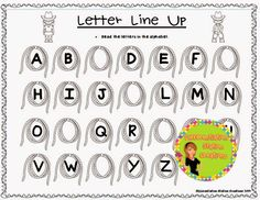 Free sample of Romp and Stompin' Letters!