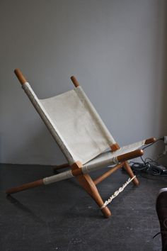 Saw Chair by Ole Gjerloev-Knudsen image 2