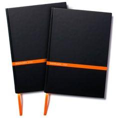 staple bound Minifig Notebook letterpress printed eco friendly