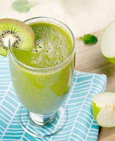 This link contains the recipe for 3 smoothies - one for each phase of The Fast Metabolism Diet.