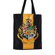 Harry Potter Tragetasche Hogwarts  Harry Potter - Taschen - Hadesflamme - Merchandise - Onlineshop für alles was das (Fan) Herz begehrt!