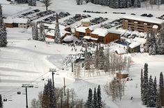 Grand Targhee Resort in Wyoming