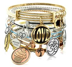 All Lauren G Adams Products Are Finished In 18k Gold Rose Or