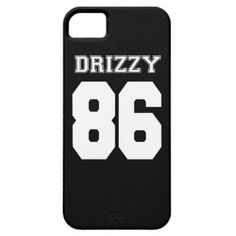 Drizzy 86 Phone case - many colors available iPhone 5 Cover