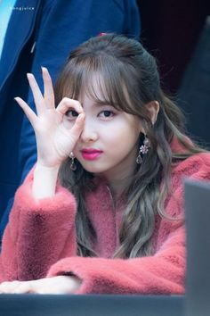 Twice - Nayeon Kpop Girl Groups, Korean Girl Groups, Kpop Girls, K Pop Idol, Twice Jyp, Nayeon Twice, Im Nayeon, Dahyun, Korean Singer