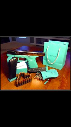 Making a Tiffany and Co. Gun. Replacing the slide with a chrome slide and have engraved with a laser etcher, and hydro dip the gun in Tiffany blue. This is a glock 19. I want want want want.