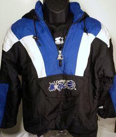 Orlando Magic Starter Youth Size Large Pullover Jacket #Starter ...