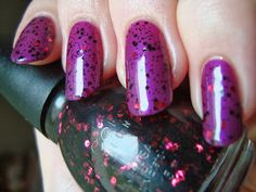 Sinful Colors - Unwrap Me / PrettyGirlScience [Layered over Fig]
