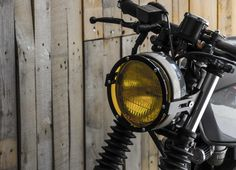 Finally our universal headlight grills & screens are ready! For more info check in the following days :)  @C-RACER #universal #custom #headlight #grill #motorcycle #caferacer #scrambler