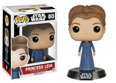 POP Star Wars Episode 7: Princess Leia Vinyl Figure