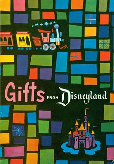 Kevin Kidney: Gifts From Disneyland 1960