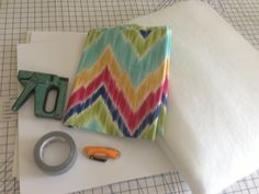 TM5: DIY Foam Board Valances (It's super easy!) ((And cheap!))