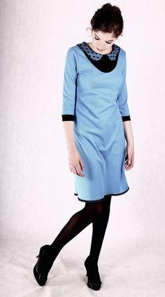 Entdecke lässige und festliche Kleider: NARA Jersey Kleid made by NARA Store via DaWanda.com